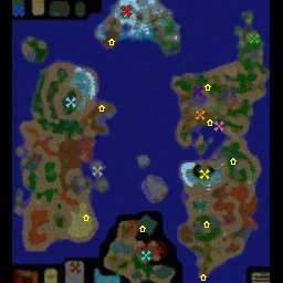 Warcraft 3 карты скачать