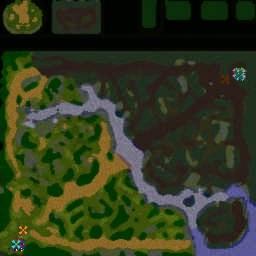H warcraft3 карты