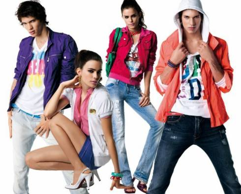 Одежда современной молодежи
