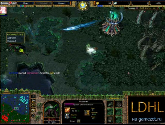 Warcraft iii: plus