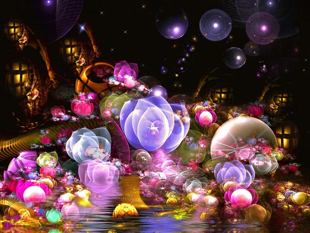 Картинки на телефон движущиеся цветы 5