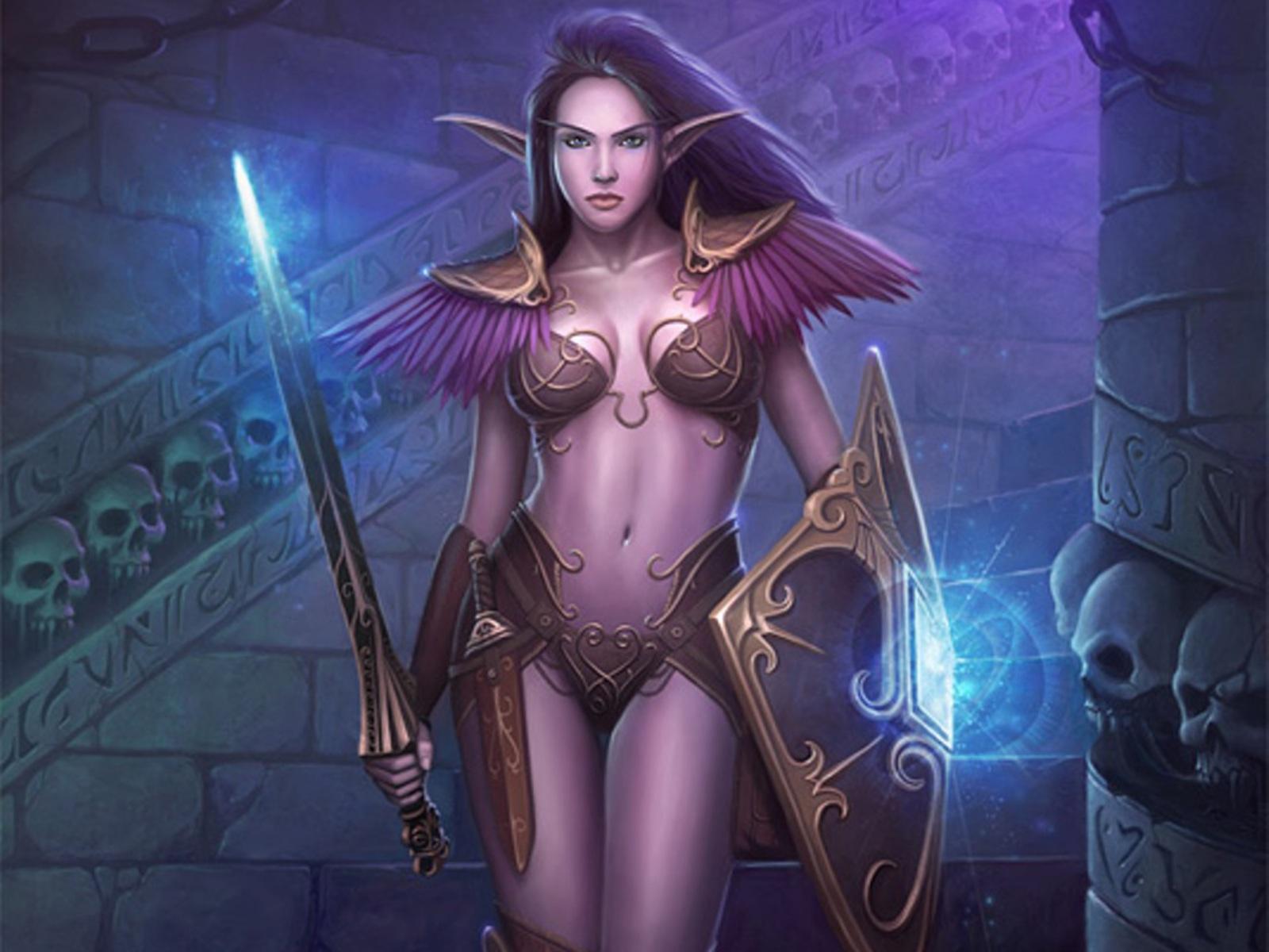 Elves warrior nude sexy model porn download