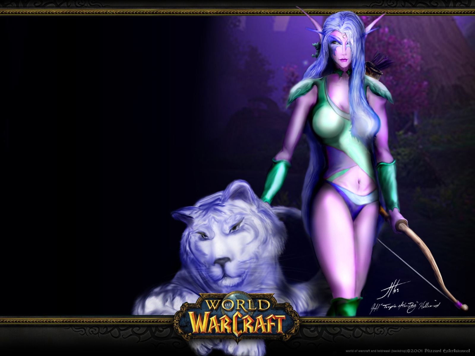 World of warcraft players nude sexy scene
